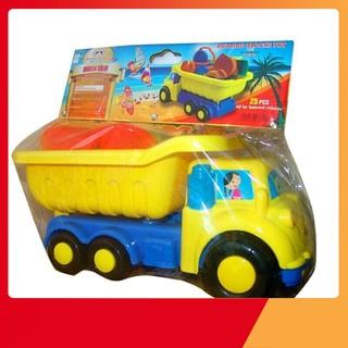 (Mẫu_Hot)Xe đồ chơi biển chất lượng tốt cho trẻ em