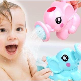 Đồ chơi nhà tắm hình con voi cho bé thumbnail