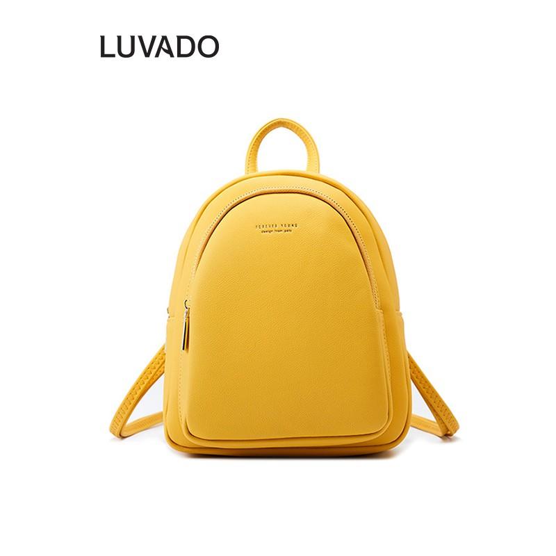 Balo nữ đẹp thời trang cao cấp PIERRE LOUES đi học dễ thương LUVADO BL121