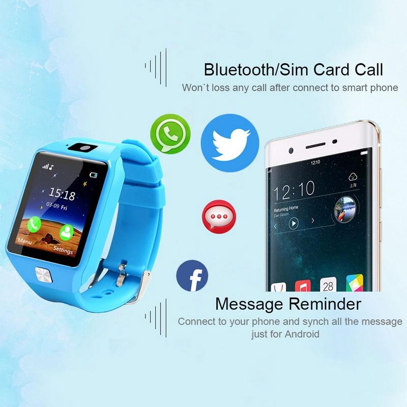"""Đồng Hồ Đeo Tay Thông Minh Có Kết Nối Bluetooth 1.54 """""""