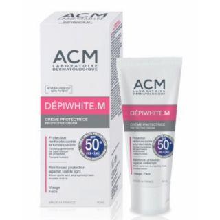 Kem chống nắng, giúp giảm nám, sạm da ACM Depiwhite M Protective SPF50+ thumbnail