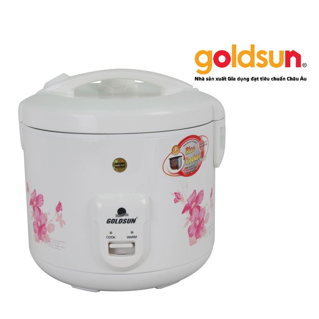 Nồi cơm điện Goldsun 1,8 lít ARC-G18MD