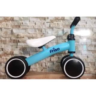 Xe chòi chân Friso (xanh)