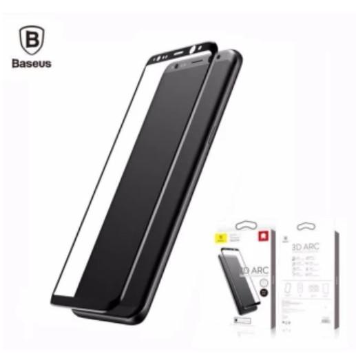 Kính cường lực Full màn Galaxy S8 Plus hiệu Baseus xịn chính hãng