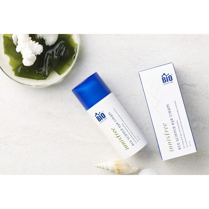 Kem dưỡng da Innisfree Eco Science Cream 80ml