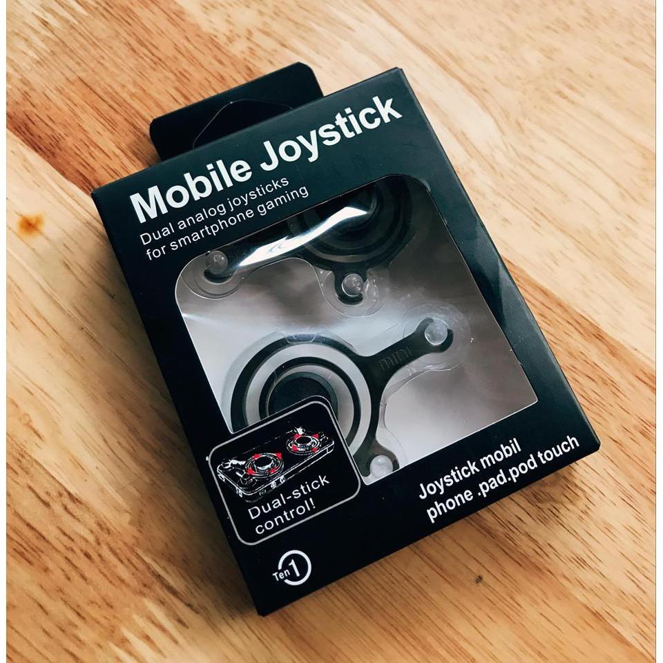 Bộ phụ kiện hỗ trợ chơi game trên điện thoại Mobile Joystick