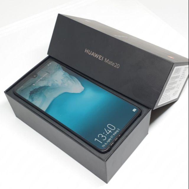Điện Thoại Huawei Mate 20 Chính Hãng còn Bảo Hành 12/2019 Fullbox Nguyên Zin.