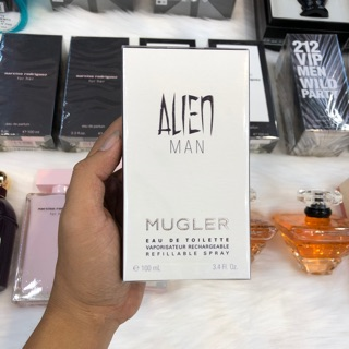 Nước Hoa Nam Thierry Mugler Alien Man 100ml