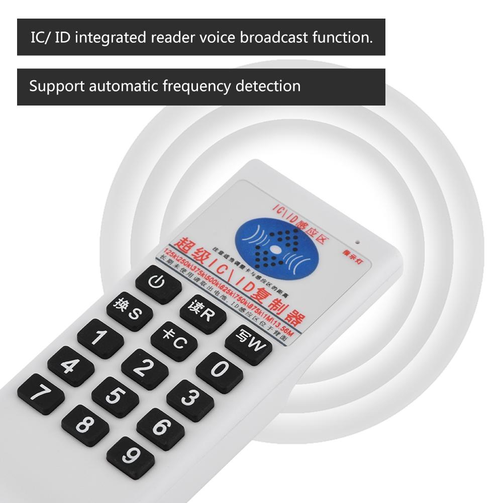 Thiết bị đọc thẻ NFC IC tiện dụng