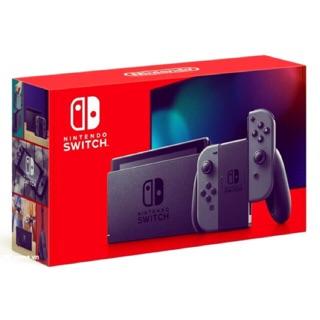 Máy Chơi Game Nintendo Switch Màu Grey Joy-Con Model Mới 2019 -Dung Lượng Pin Gấp Đôi thumbnail