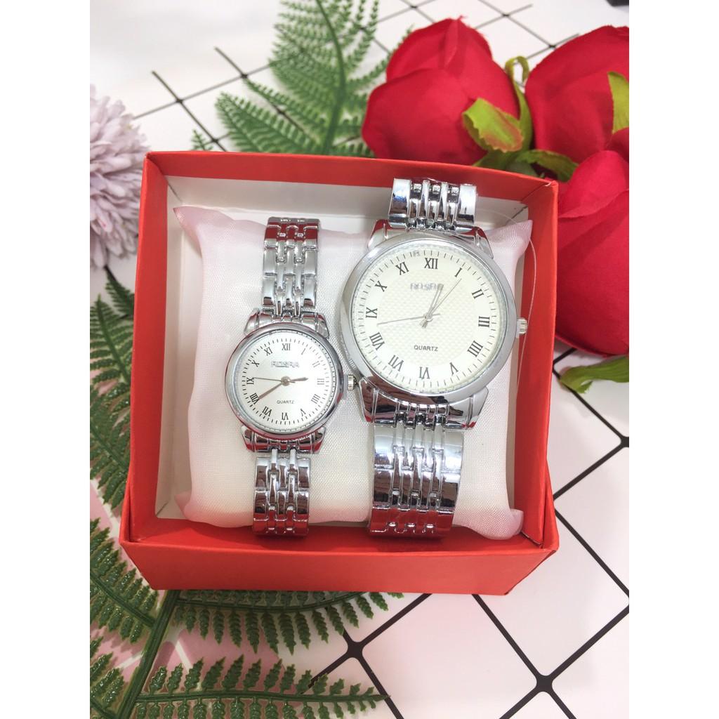 Đồng hồ đeo tay thời trang Balina nam nữ cực đẹp DH62.
