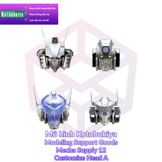 Mô Hình Kotobukiya M.S.G Mecha Supply 12 Customize Head A [KTB] [MSG]