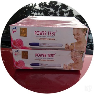 Hộp 12 bút thử thai Powertest cho kết quả chính xác thumbnail