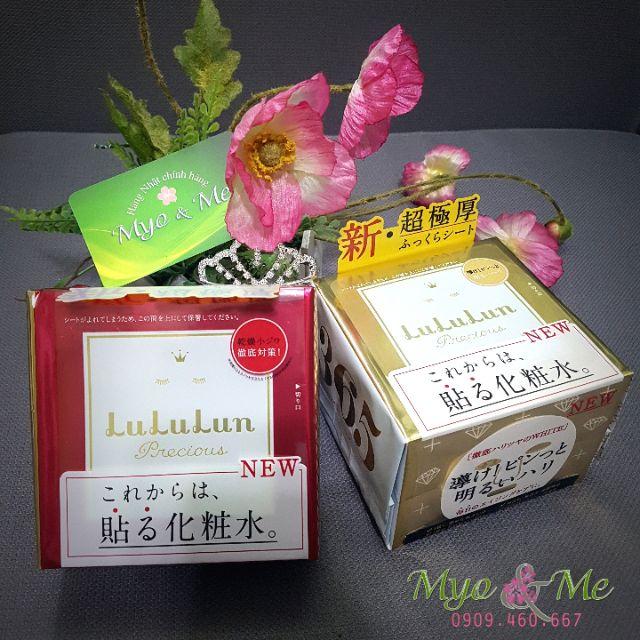 Mặt nạ Lululun Precious hộp lớn 32 miếng mẫu mới thiết kế dày dặn hơn - 2788071 , 388220664 , 322_388220664 , 520000 , Mat-na-Lululun-Precious-hop-lon-32-mieng-mau-moi-thiet-ke-day-dan-hon-322_388220664 , shopee.vn , Mặt nạ Lululun Precious hộp lớn 32 miếng mẫu mới thiết kế dày dặn hơn