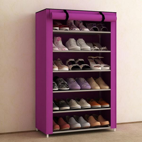 Tủ giày 7 tầng 6 ngăn cao cấp