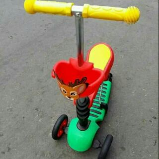 Xe Scooter tuần lộc
