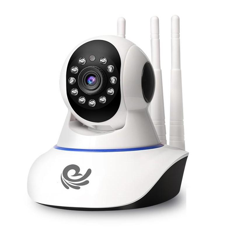 Camera Wifi, Carecam An Ninh Trong Nhà cc1021 Xoay Theo Chuyển Động