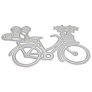 Bike Cutting Dies Stencil Paper Card Album Photo Embossing