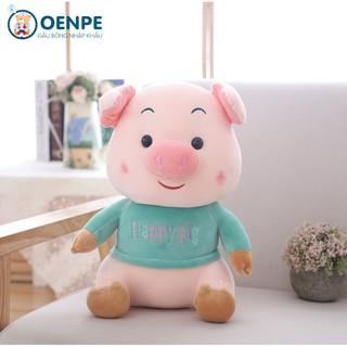 Thú nhồi bông heo happy pig Oenpe HÀNG CÒN TRONG KHO