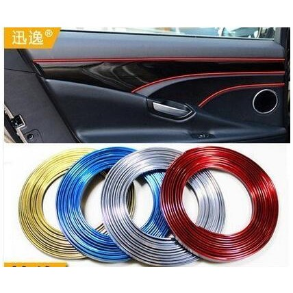 Cuộn dây viền màu sắc dán xe hơi cao cấp độc đáo sành điệu bmw mini 3 series 5 series 7 series x1 x3 x5 x6