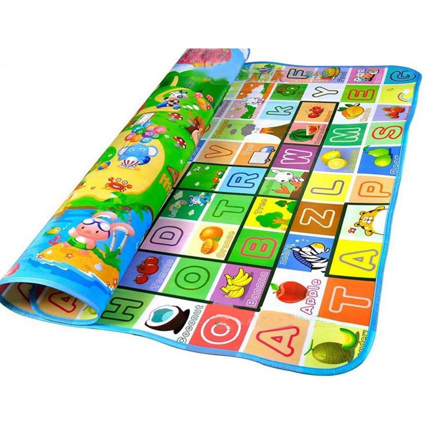 MuacungH2T - Thảm chơi 2 mặt cho bé - 10007458 , 196390252 , 322_196390252 , 199000 , MuacungH2T-Tham-choi-2-mat-cho-be-322_196390252 , shopee.vn , MuacungH2T - Thảm chơi 2 mặt cho bé