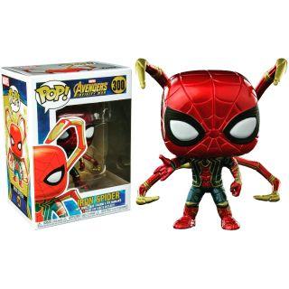 Mô hình funko pop Iron Spider with legs – Hàng chính hãng