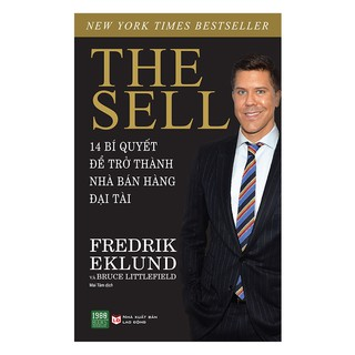 Sách - The Sell 14 Bí Quyết Để Trở Thành Nhà Bán Hàng Đại Tài thumbnail