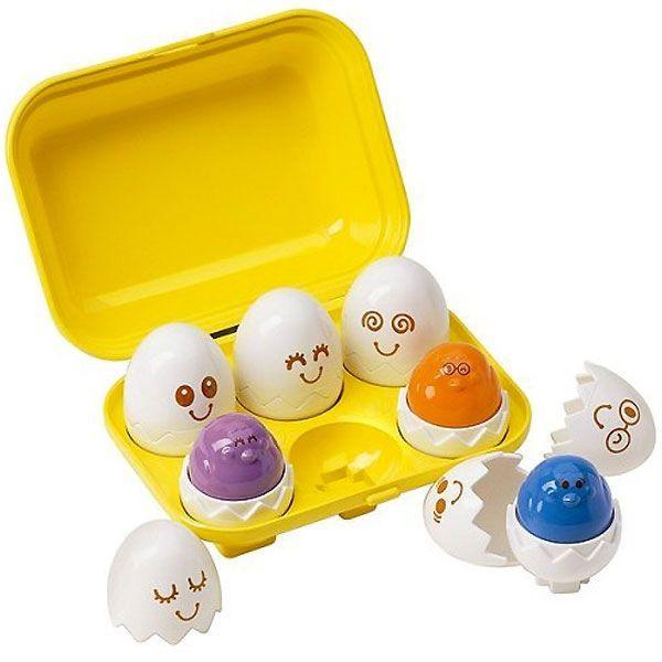 Set đồ chơi 6 trứng Tomy cho bé – Hàng Anh
