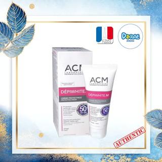 Kem chống nắng, giúp giảm nám, sạm da ACM Depiwhite M Protective SPF50+ ( 40ml ) thumbnail
