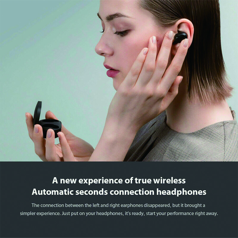Hot Sell!A6S TWS Ear Phone Airdots Wireless Bluetooth Earbuds 5.0 for Android Ios Iphone Music Sport Earphone Smart Touch Control