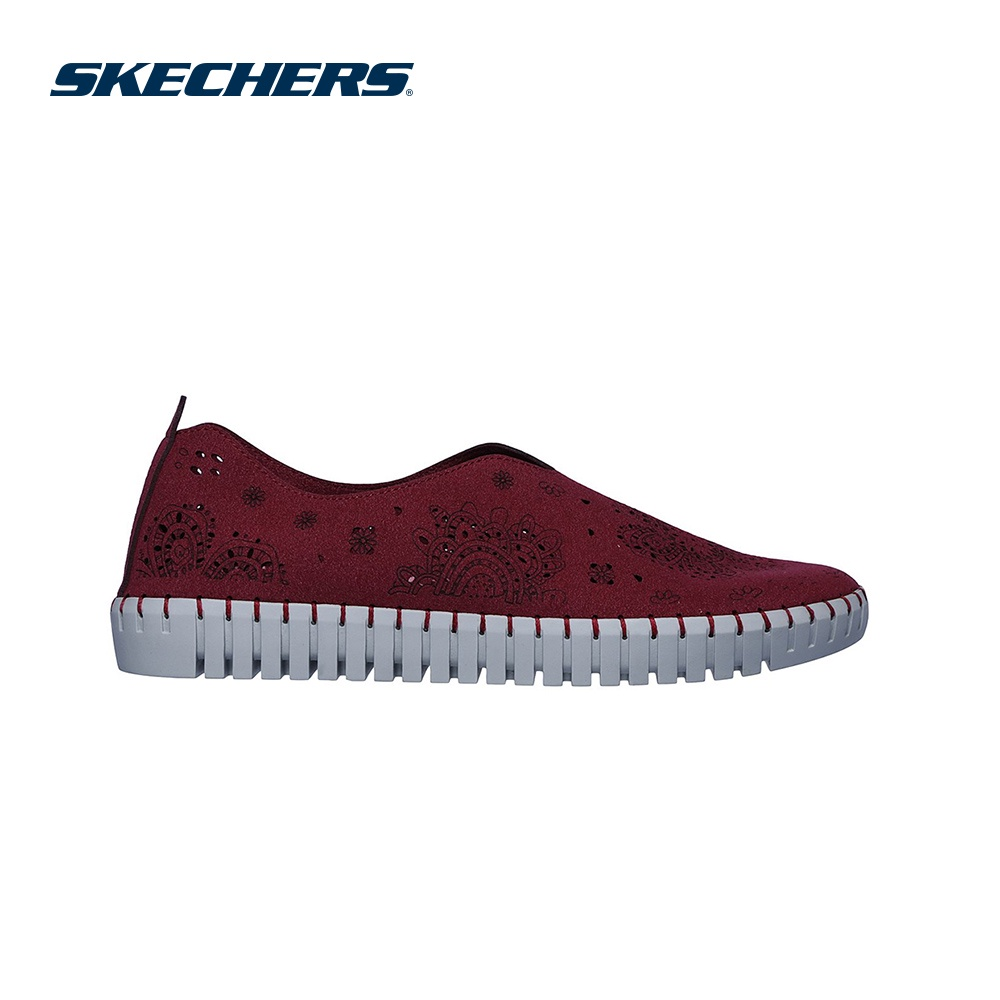 Skechers Nữ Giày Thể Thao Active Sepulveda Blvd - 23964-DKRD 1
