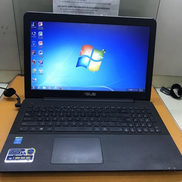 Máy Asus X554LA ( Intel Core i5-5200U 2.2GHz, 4GB RAM, 500GB HDD, VGA Intel HD Graphics 5500, 15.6 i