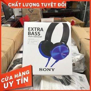 Tai nghe Sony MDR-XB450AP + bộ chuyển dùng máy tính thumbnail