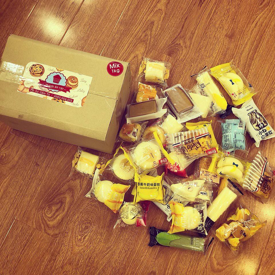 Box 1KG bánh tươi Đài Loan mix nhiều vị - 2899736 , 1044371337 , 322_1044371337 , 350000 , Box-1KG-banh-tuoi-Dai-Loan-mix-nhieu-vi-322_1044371337 , shopee.vn , Box 1KG bánh tươi Đài Loan mix nhiều vị
