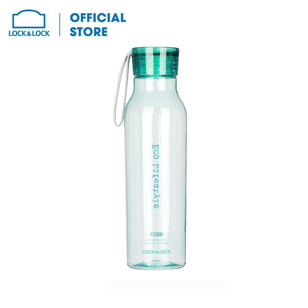 Bình Đựng Nước Lock&Lock Eco Water Bottle ABF644GRN (550ml)- màu xanh lá