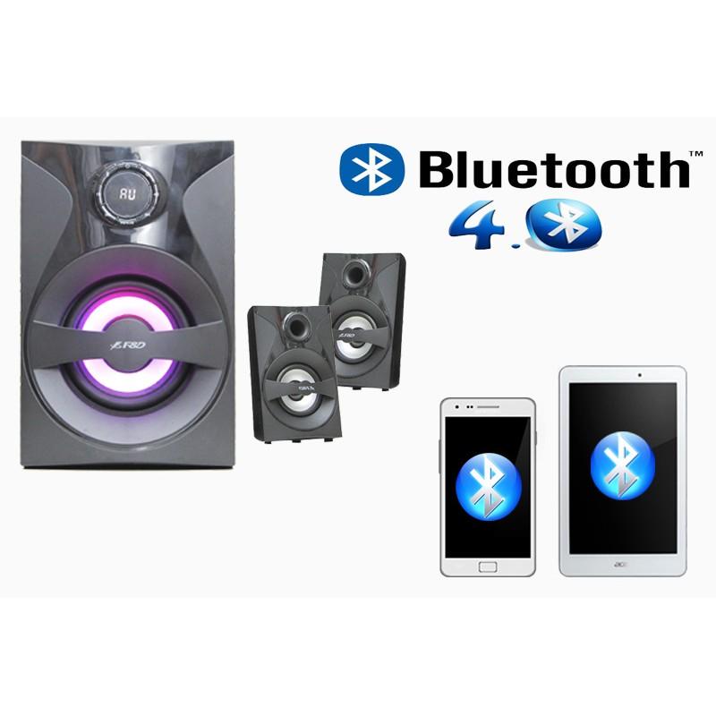 Loa Vi Tính Bluetooth Fenda F380X mới 100%