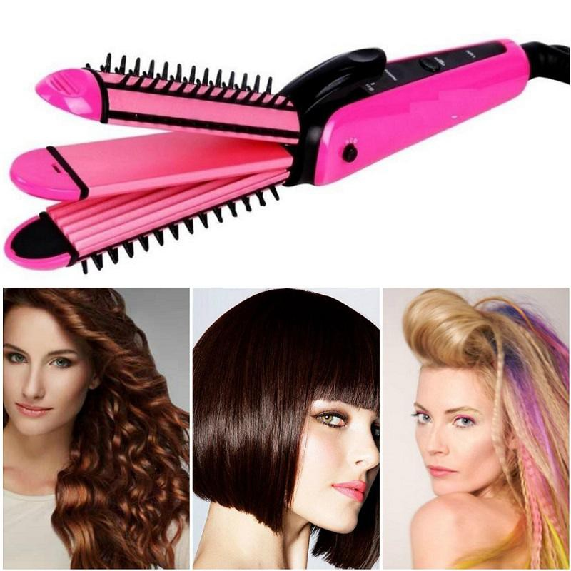 Máy uốn duỗi bấm tóc Nova 8890 - 2950156 , 1251783217 , 322_1251783217 , 130000 , May-uon-duoi-bam-toc-Nova-8890-322_1251783217 , shopee.vn , Máy uốn duỗi bấm tóc Nova 8890