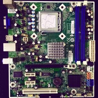 Mainboard G31 Foxcon, MSI, Intel. Hàng Tháo Máy Bộ. Nguyên Zin