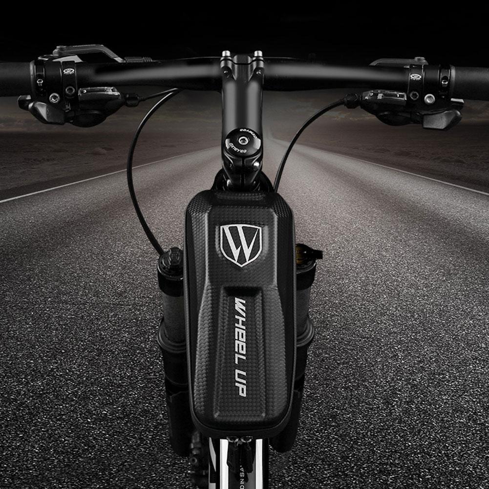 Wheelup Waterproof Bicycle EVA Bags MTB Bike Front Beam Pa Tube Pouch Charmant.vn