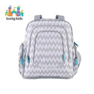 Ba lô đựng đồ cho mẹ và bé, Túi Đựng Tã Lót Đa Năng Chống Thấm Nước giữ nhiệt - có ngăn đựng laptop Konig Kids - 201822 thumbnail