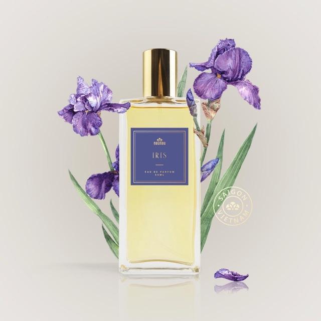 Nước hoa diên vỹ Iris
