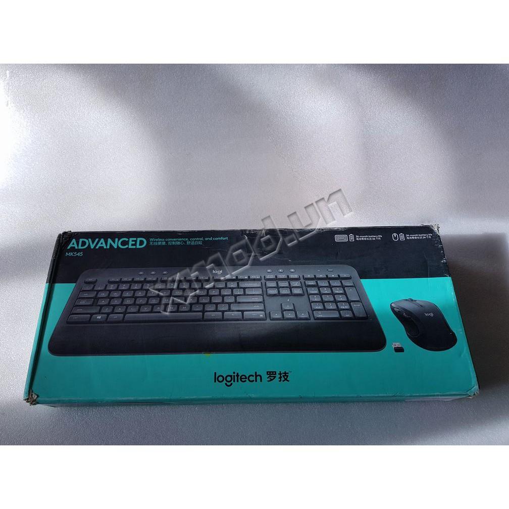 Bộ Chuột & Bàn phím Logitech MK545 cũ giá rẻ [Shop yêu thích] Giá chỉ 973.000₫