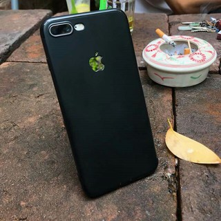Ốp lưng iphone 6/6s, iphone 7/8plus, iphone 6/6splus, iphone X silicon đen siêu đẹp