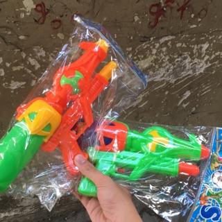 Đồ chơi súng nước đủ màu siêu đẹp
