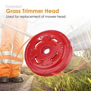 ☻TRE-Ready☻Nylon Grass Trimmer Head Strimmer Grass Brush Cutter Lawn Mower Accessories