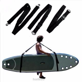 Outdoor Adjustable Accessories Sport Padded Carry Surfboard Shoulder Strap