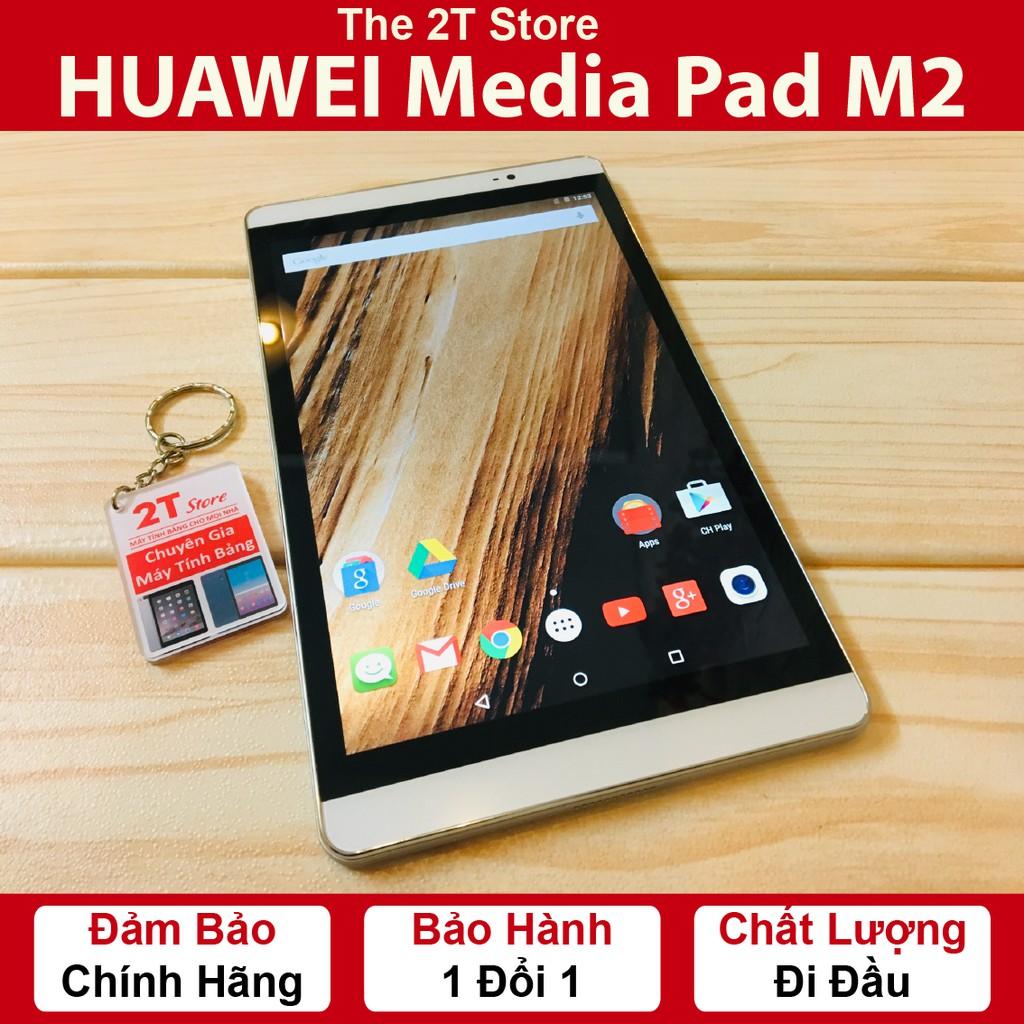 ??Máy tính bảng Huawei Media Pad M2 Wifi 4G Loa Harman Kardon 2GB RAM