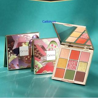 Phấn mắt Catkin bảng 9 màu bản mới 2020 – Catkin eyeshadow palette 9 colors