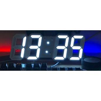 Đồng hồ đèn LED để bàn trang trí