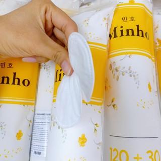 Bông Tẩy Trang Minho 150 Miếng